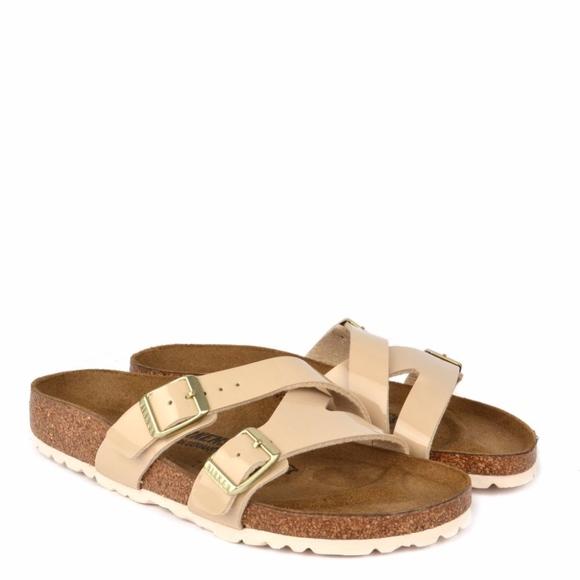 Birkenstock Shoes - Birkenstock Yao Slide Sandal 39 narrow